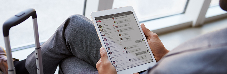 Multi-Office Professional Services Firm Implements Mobile Messaging Platform to Enable Secure Communication and Collaboration for Its Mobile Workforce